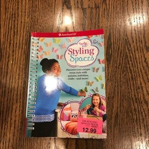 American Girl Truly Me Styling Spaces NEW